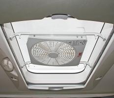 Вентилатор за люк или прозорец
