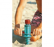 Стойка за плажен чадър