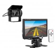Камера за задно виждане с монитор