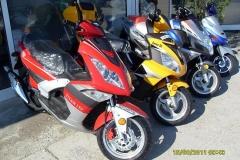 Китайски скутери и мотори